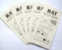 Rat Glue Traps (x5 Pack)