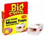 Live Catch Mouse Traps - x 2 - STV 155